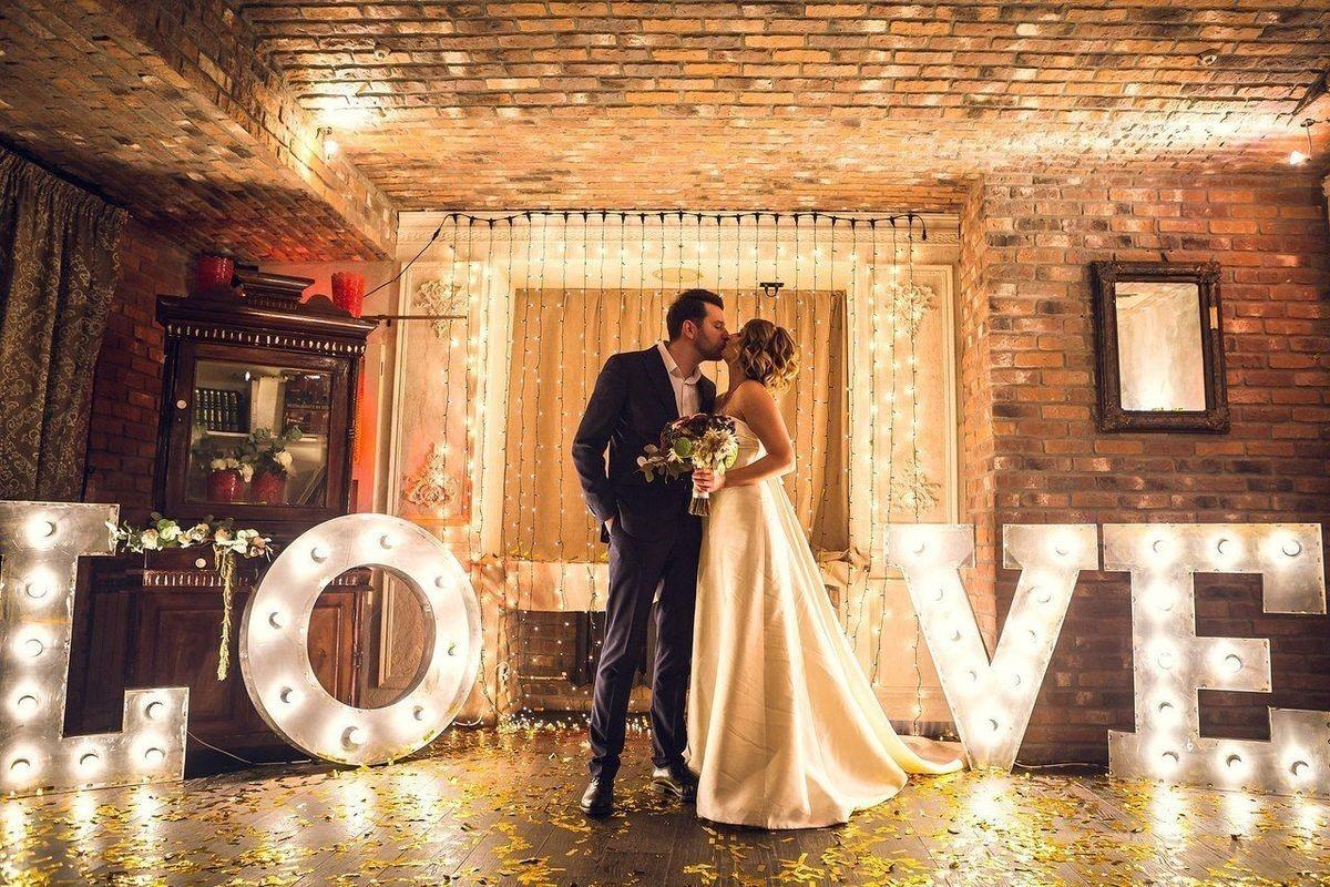 Свадебный декор: свежие идеи для сезона 2020