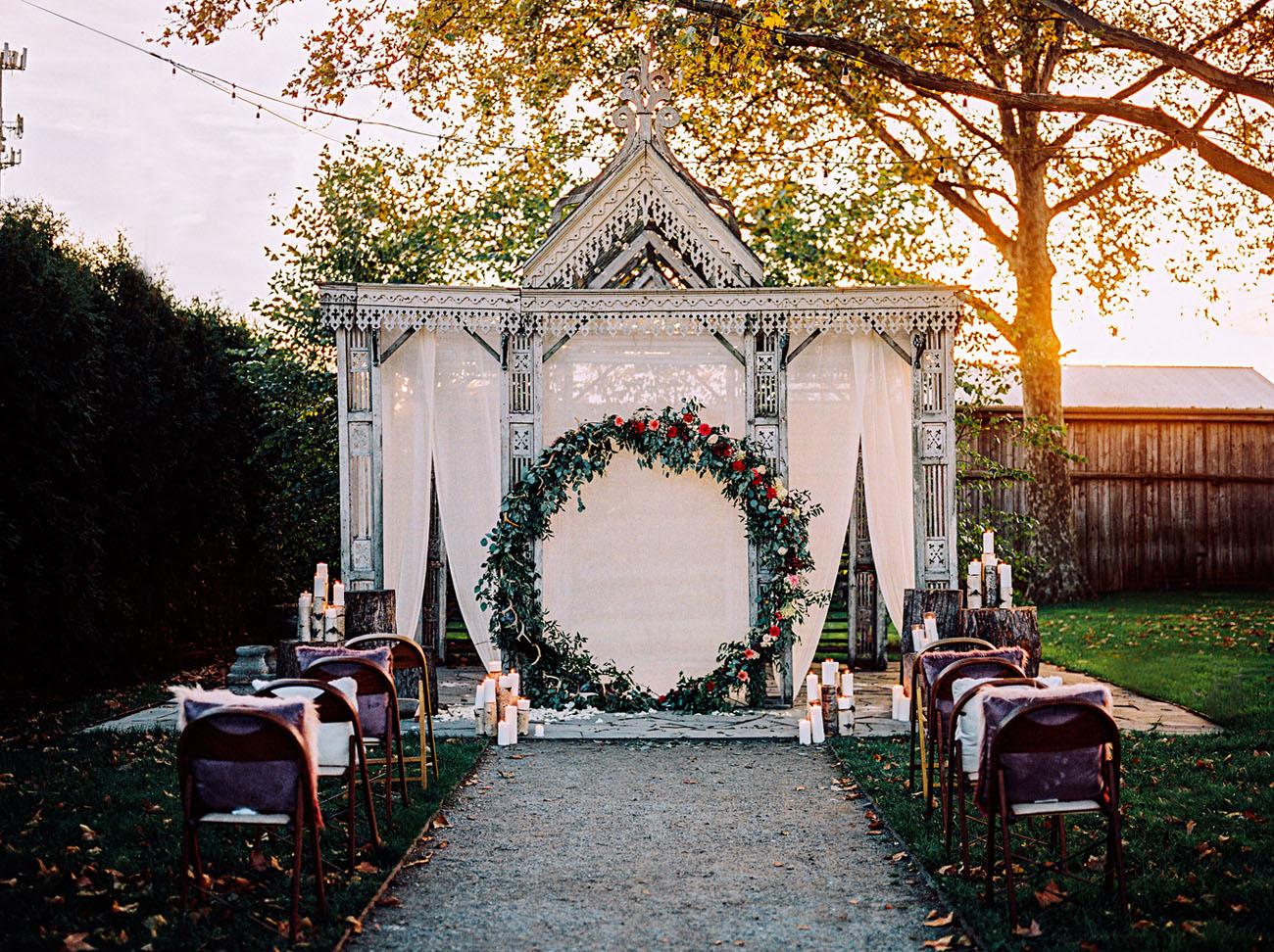 Свадебные ленты: что украсить?