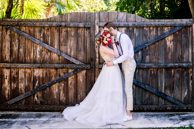 Таинственный и романтичный свадебный танец