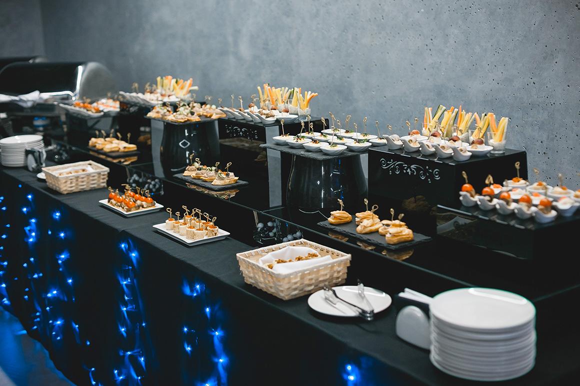 Нарушая традиции: свадебный бранч и свадебный фуршет