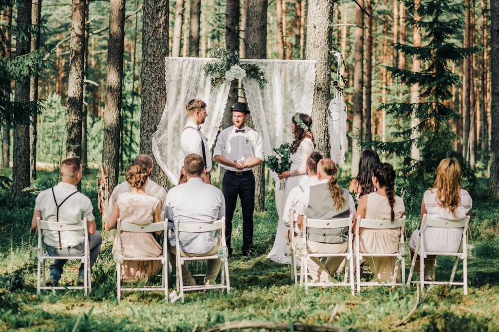 Камерная свадьба: как подготовиться?