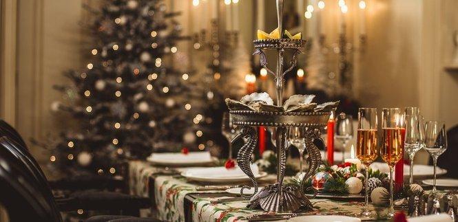 Новогодние куранты: встречаем Новый Год в ресторане