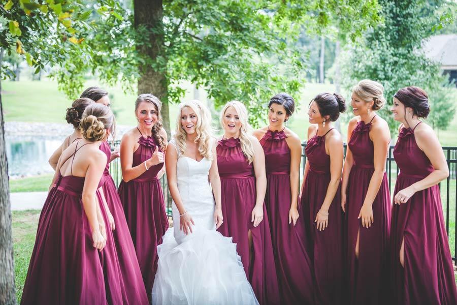 Главные свадебные цвета сезона 2021