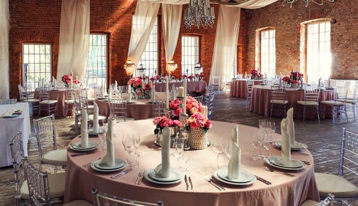 Свадебные тренды 2021: стиль лофт