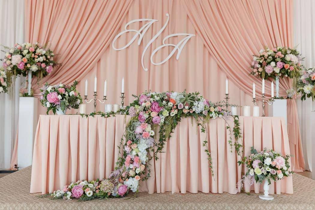 Свадебные цвета 2021