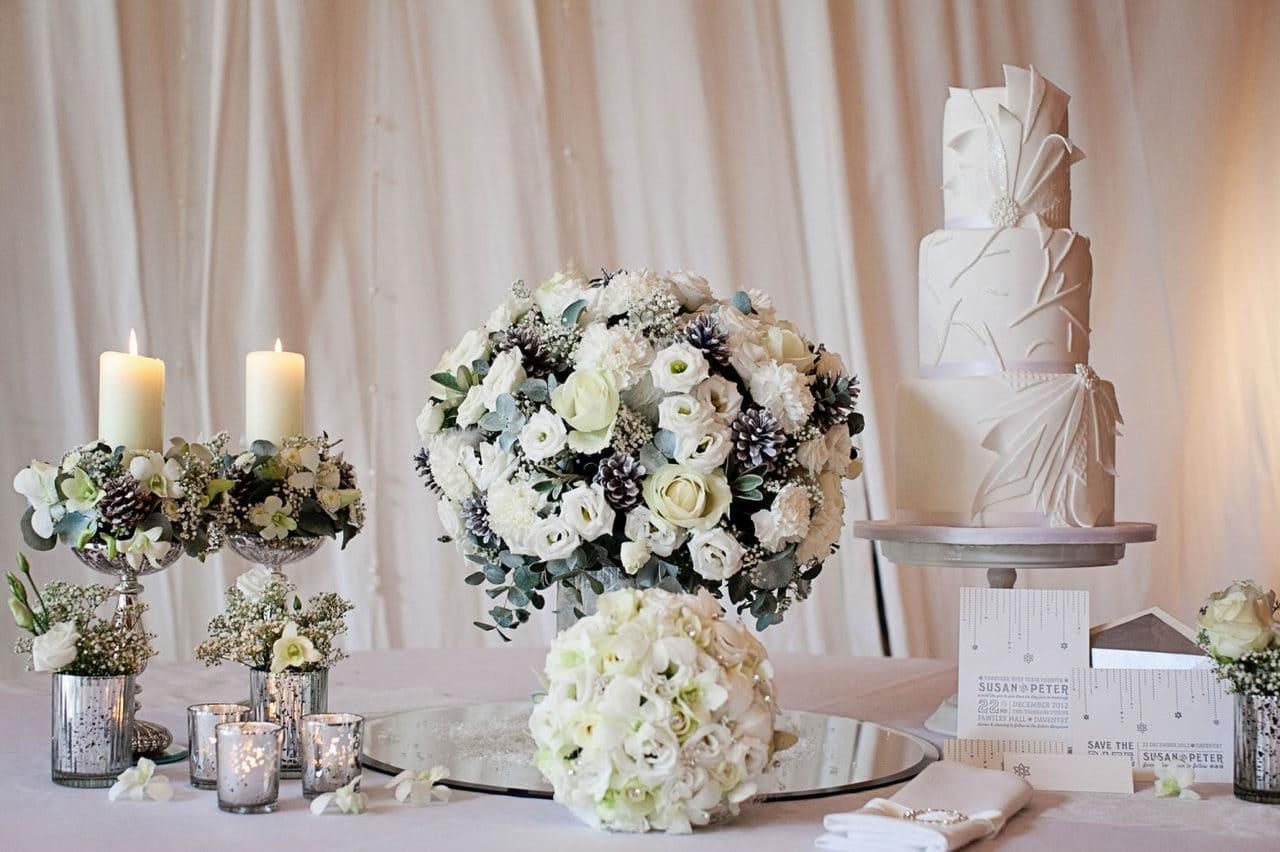 Свадебный декор: что выбрать?