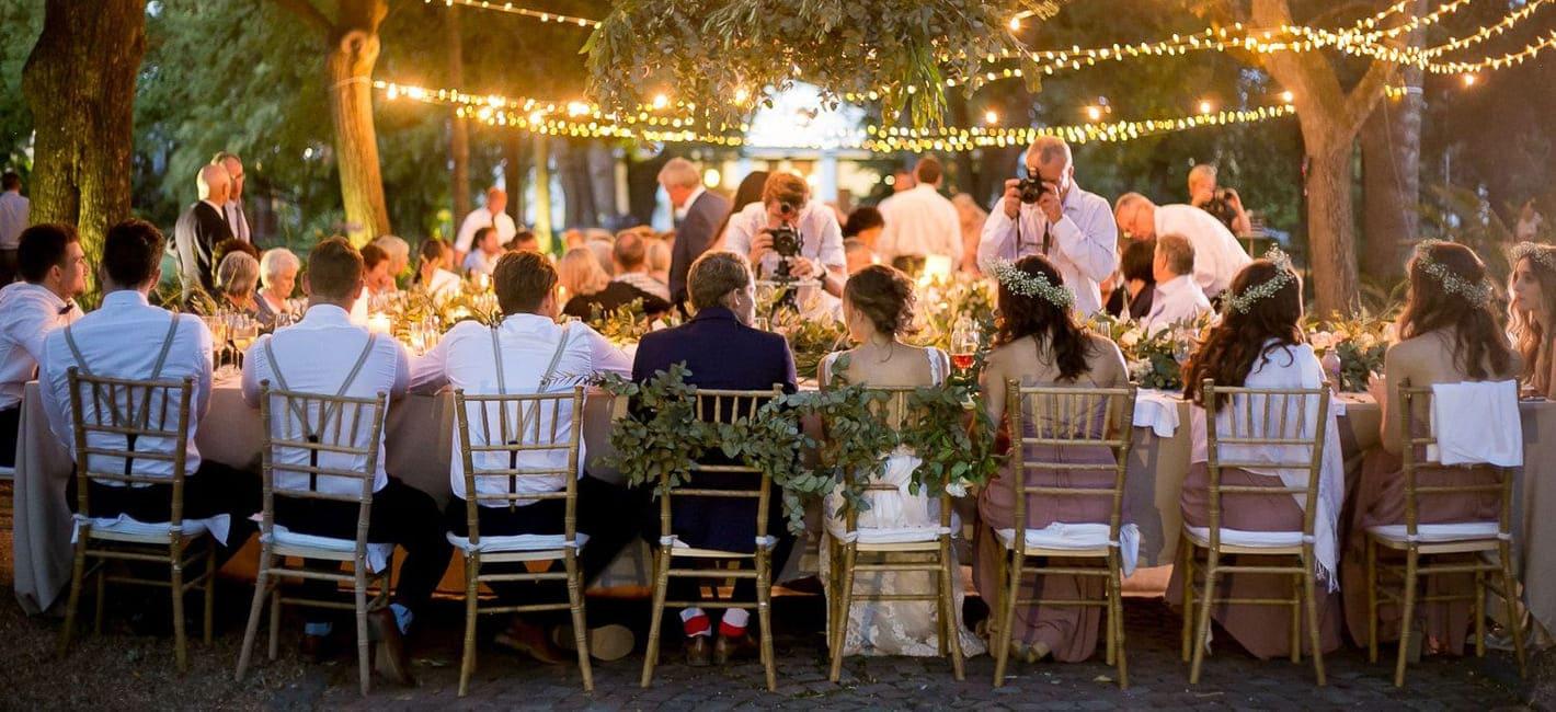 Важное о важном: рассадка гостей на свадьбе