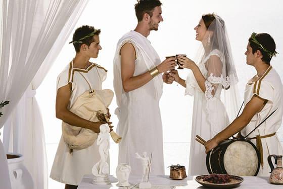 Свадьба в греческом стиле: как организовать?