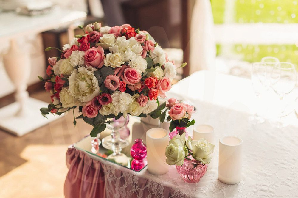 Что нужно обсудить со свадебным декоратором